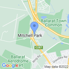 Ballarat Regional Industries map