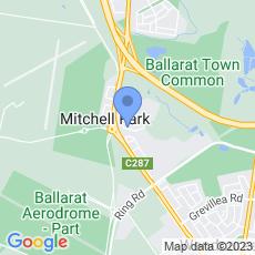 Ballarat Meat Co. map