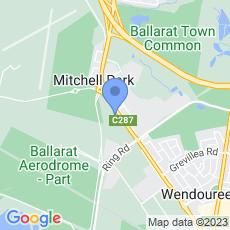 Ballarat Materials Handling Equipment P/L map