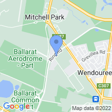 Ballarat Engineering Plastics map