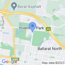 Marita Ryan map