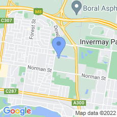 Mawhera Services Pty Ltd map