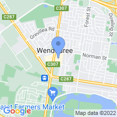 Nextra Wendouree Village Newsagency & Post Office map