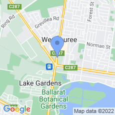 Westpac - Commercial / Agri Business Centre map