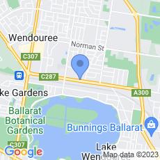 Lake Health Group map