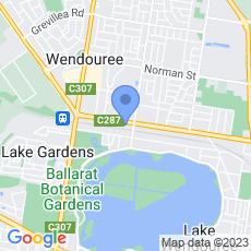 UFS Dispensaries - Wendouree map