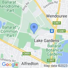 UGL Ballarat map