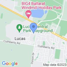 Lucas Lifestyle Estate map