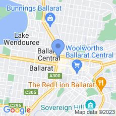 Mitchell Harris Pty Ltd map