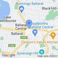 Regent Cinemas map