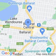 YMCA map