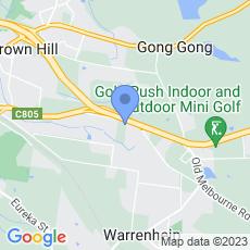 Woodmans Hill Motel map