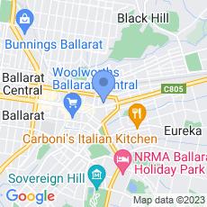 UFS Dispensaries - Victoria Street  map