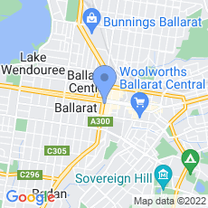Bank Australia map