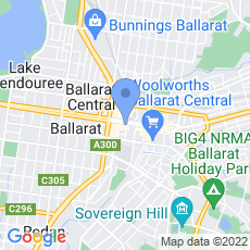 Allan Bros Jewellers Sturt St map
