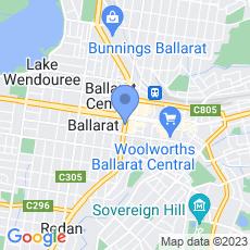Oscar's Hotel & Cafe Bar map