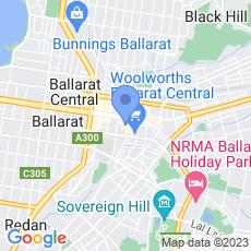 Beechworth Bakery Ballarat map