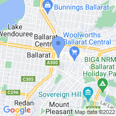 Ballarat Insurance Brokers Pty Ltd map