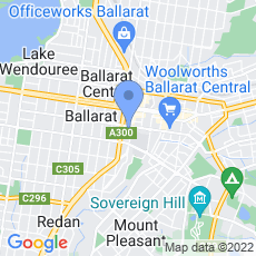 Gallagher Insurance Brokers map