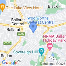 Ballarat Seafoods map