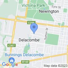 Ballarat Fencing map